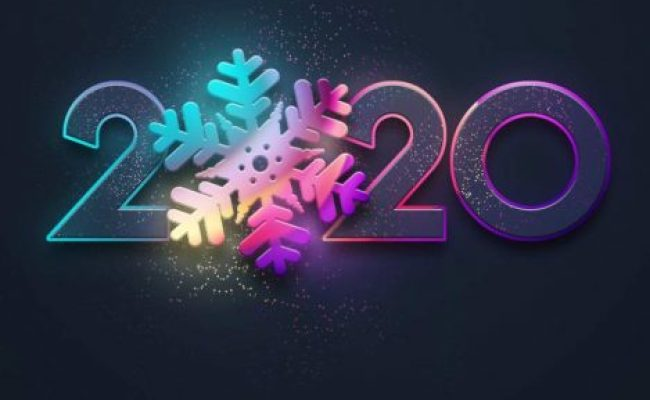 2020 New Year Iphone Wallpaper Iphone Wallpapers