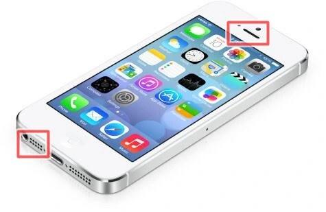 iPhoneのマイク