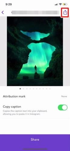 アプリでInstagram(インスタグラム)の画像を保存する (9)