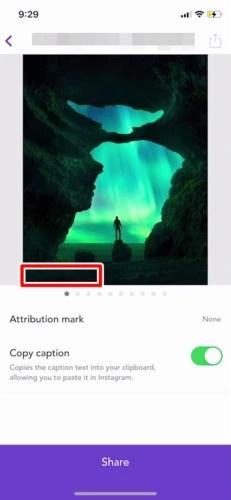 アプリでInstagram(インスタグラム)の画像を保存する (7-2)