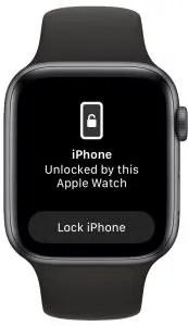 Как разблокировать iPhone с помощью Apple Watch
