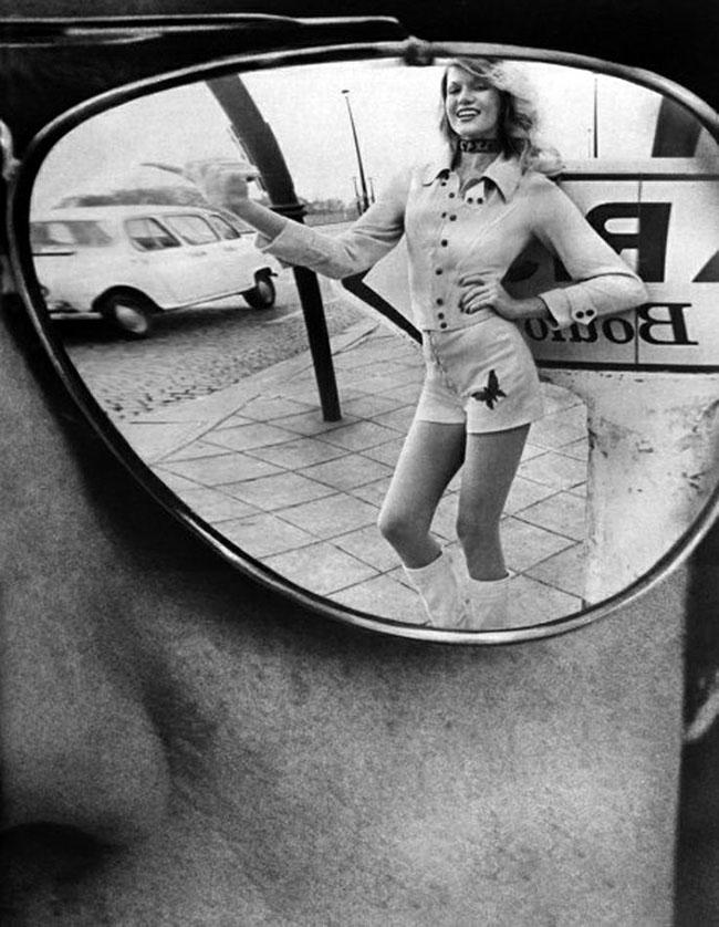 Foto: Helmut Newton
