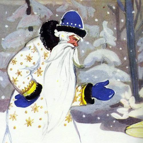 Сказка «Морозко» (в редакции Афанасьева №96)
