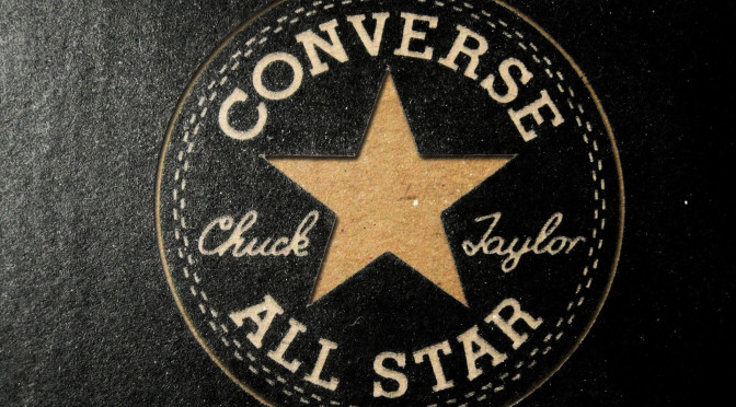 Cute Converse Wallpapers Converse All Star Chuck Taylor Gold Logo Hd Wallpaper