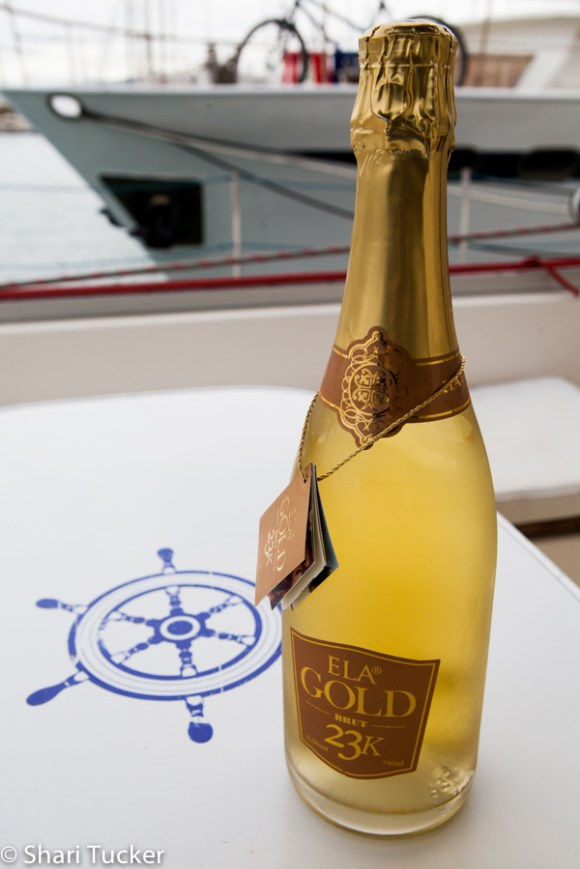 Ela Gold Champagne