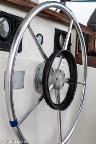 Catamaran details