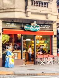 Ice cream, Buenos Aires