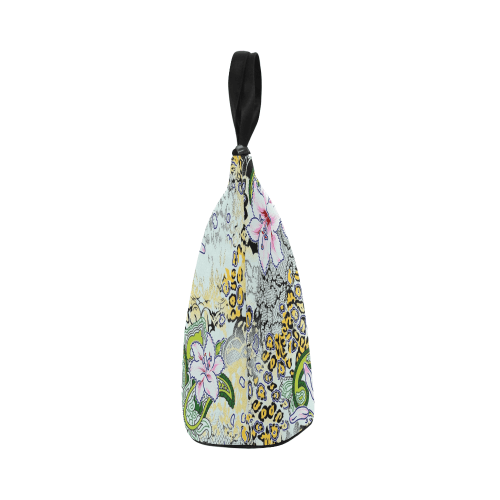 Nylon Cylinder Lunch Bag Black  Sell Your Designs  InterestPrint