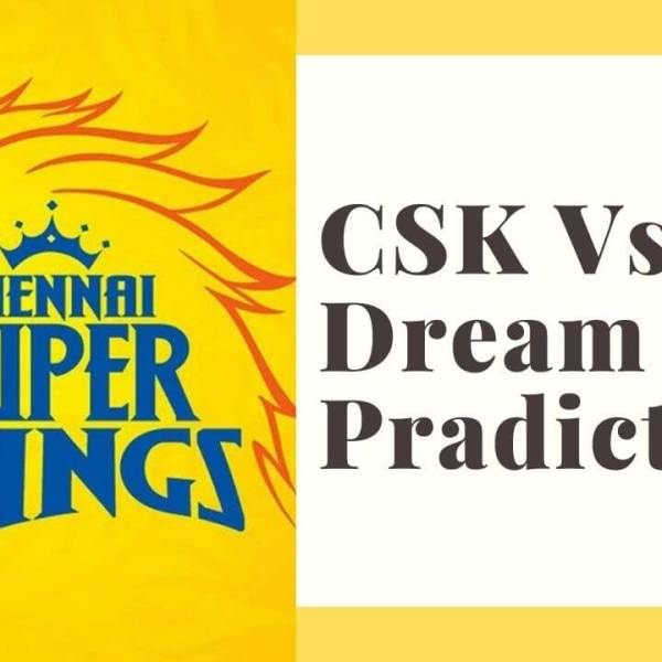 CSK Vs RR Fantasy  Dream 11 Team Prediction