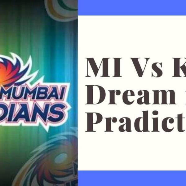 MI Vs KKR Today Fantasy Dream 11 Team Prediction