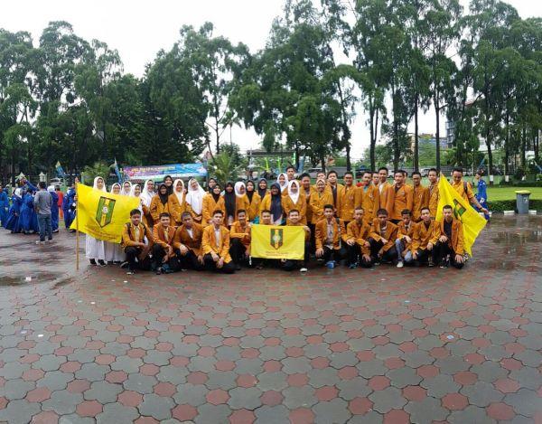1200 Pelajar Meriahkan Apel Akbar Milad Muhammadiyah ke-105 Kota Yogyakarta