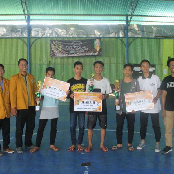 Inilah Pemenang IPM FUTSAL CHAMPIONSHIP, Agenda Penyemarak Pra-Tanwir