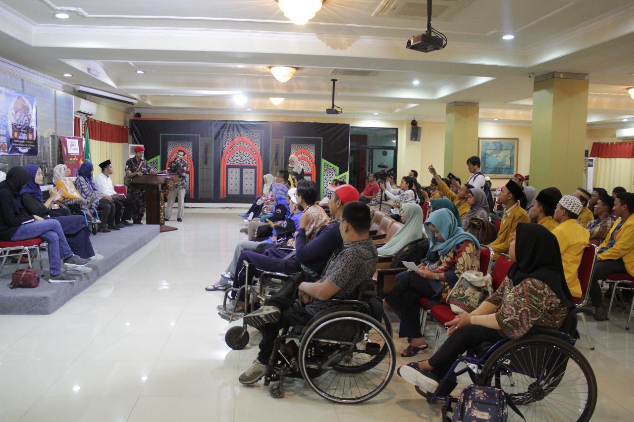 Bersama JBFT, PP IPM Ikut Berpartisipasi dalam Mudik Ramah Anak dan Disabilitas