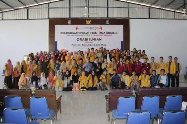 Meriahkan Milad IPM ke 57, PW IPM Jawa Timur Gelar Orasi Ilmiah dan Pelatihan Tiga Bidang