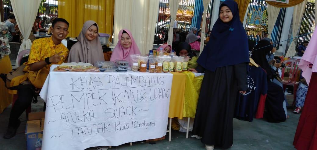 Yuk! Cicipi Pempek Khas IPM Palembang di Lokasi Muktamar, Tak Hanya Ramah di Lidah, Tetapi Juga Sehat