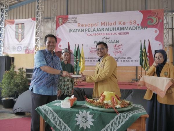 Hadiri Resepsi Milad, PP Muhammadiyah Bagikan Cara 'Move On' Pelajar Muhammadiyah