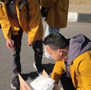 Usai Aksi Penolakan Omnibus Law, PW IPM Sulsel Galakkan Aksi Bersih-Bersih