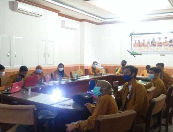 Rapat Tim Akselerasi Tim Lembaga Media