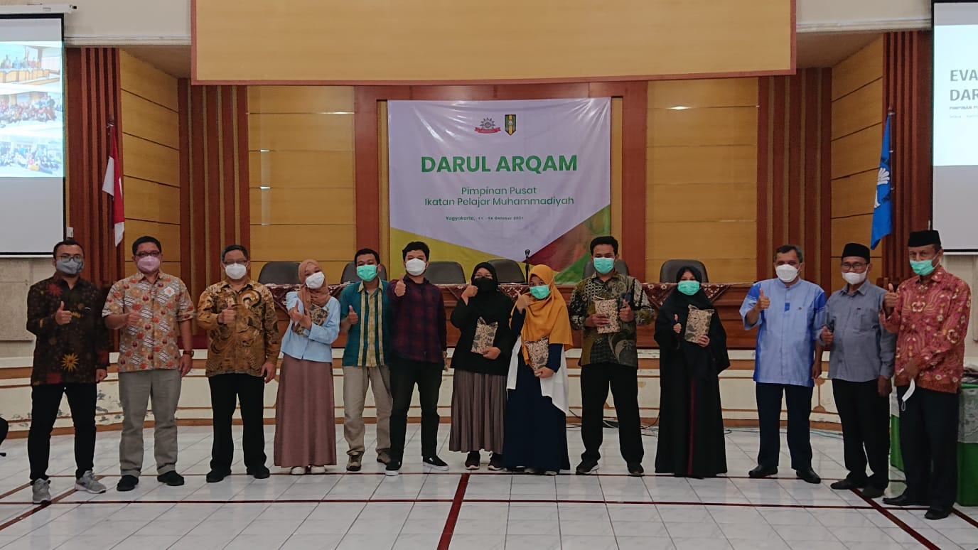 Selesai! MPK Muhammadiyah Resmi Tutup Darul Arqam PP IPM