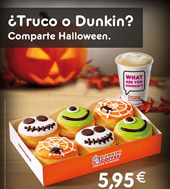Resultado de imagen de anuncios halloween 2016