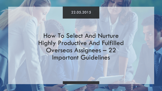 How to select and nurture employees blog
