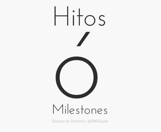 Hitos o Milestones