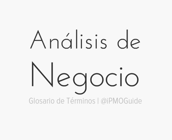 Análisis de Negocio