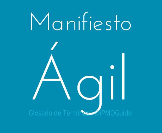 Manifiesto Ágil