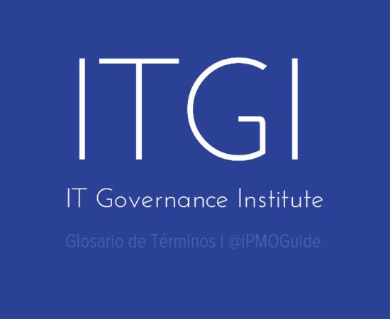 ITGI (IT Governance Institute)