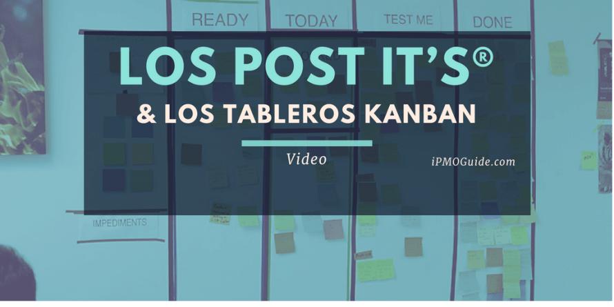 Post It's y Tableros Kanban