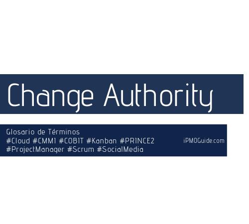 Change Authority