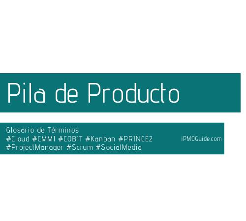 Pila de Producto