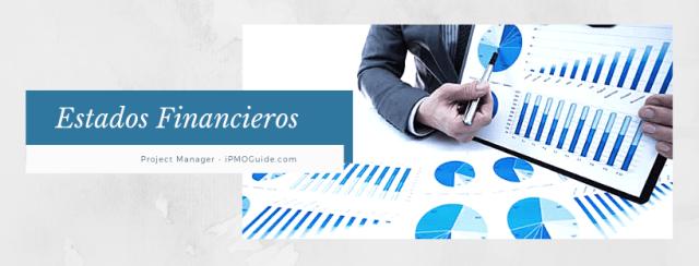 Project Manager y los Estados Financieros
