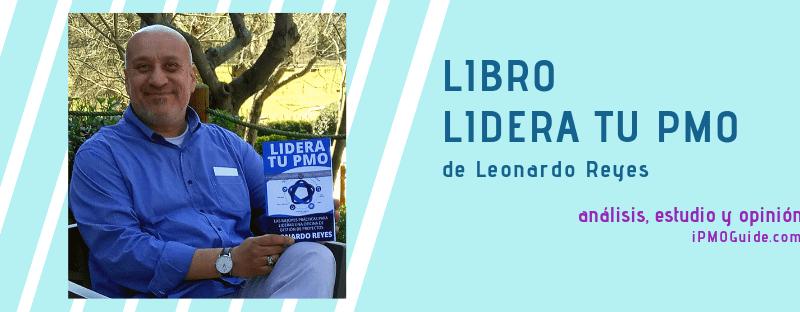 Libro – Lidera tu PMO de Leonardo Reyes