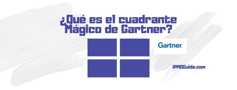 ¿Qué es el cuadrante Mágico de Gartner?