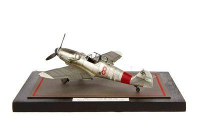 Class 11 Gold - Messerschmitt Me 109G-6 by Spencer Pollard