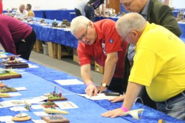 Scale ModelWorld 2016 Competition Judging