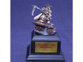 """Class 73 Gold - """"Mortarion"""" by Dave Reynolds"""