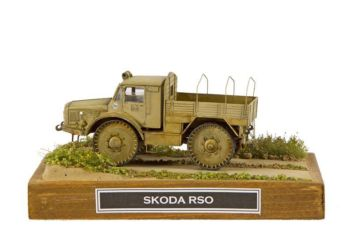 Class 34 Gold - Skoda RSO by Ladislav Lacina