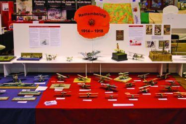 Scale ModelWorld 2014 World War I display (24)