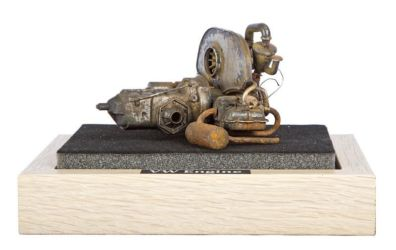 Class 79 Gold - VW Engine by Andrew Argent