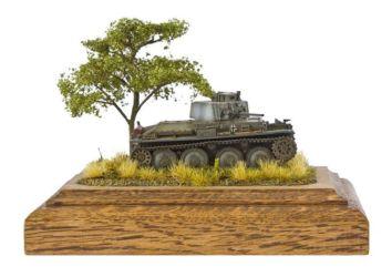 Class 37 Gold - German Panzerkampfwagen 38(t) Ausf. E/F by Allan Toyne