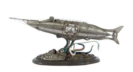 Class 71 Gold - The Nautilus by Liz Craig Abbey