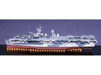 Class 61 Gold - USS Belleau Wood CVL-24 by Erick Chang