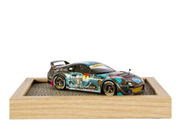 Class 48 Gold, Civilian Vehicles Category Winner - Toyota Supra Manga by Frederic Lemaire