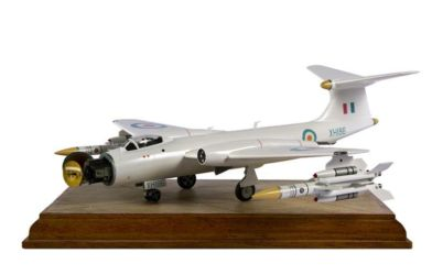 Class 33 Gold, Mushroom Models Trophy - EE Canberra F10 by Rod Ulrich
