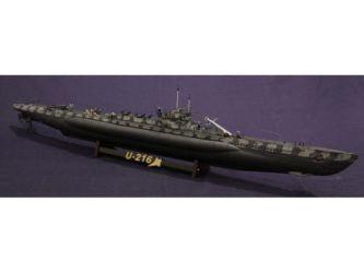 Class 66 Gold & Keith Jones Trophy - U-218 Type VII D by Lars Kolweyh