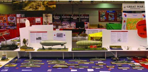 Scale ModelWorld 2014 World War I display (19)