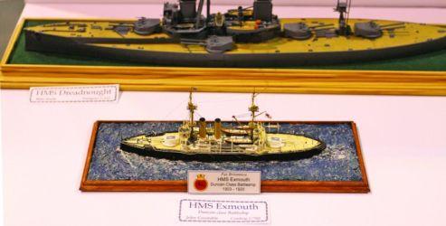 Scale ModelWorld 2014 World War I display (1)