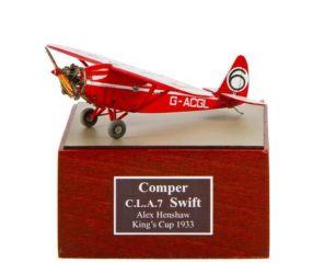 Class 09 Gold - Comper C.L.A.7 Swift by Vaclav Hochmuth